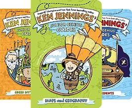 Ken Jennings' Junior Genius Guides Collection (3 Book Series)