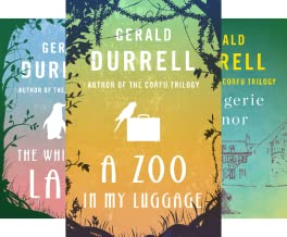 The Zoo Memoirs (3 Book Series)