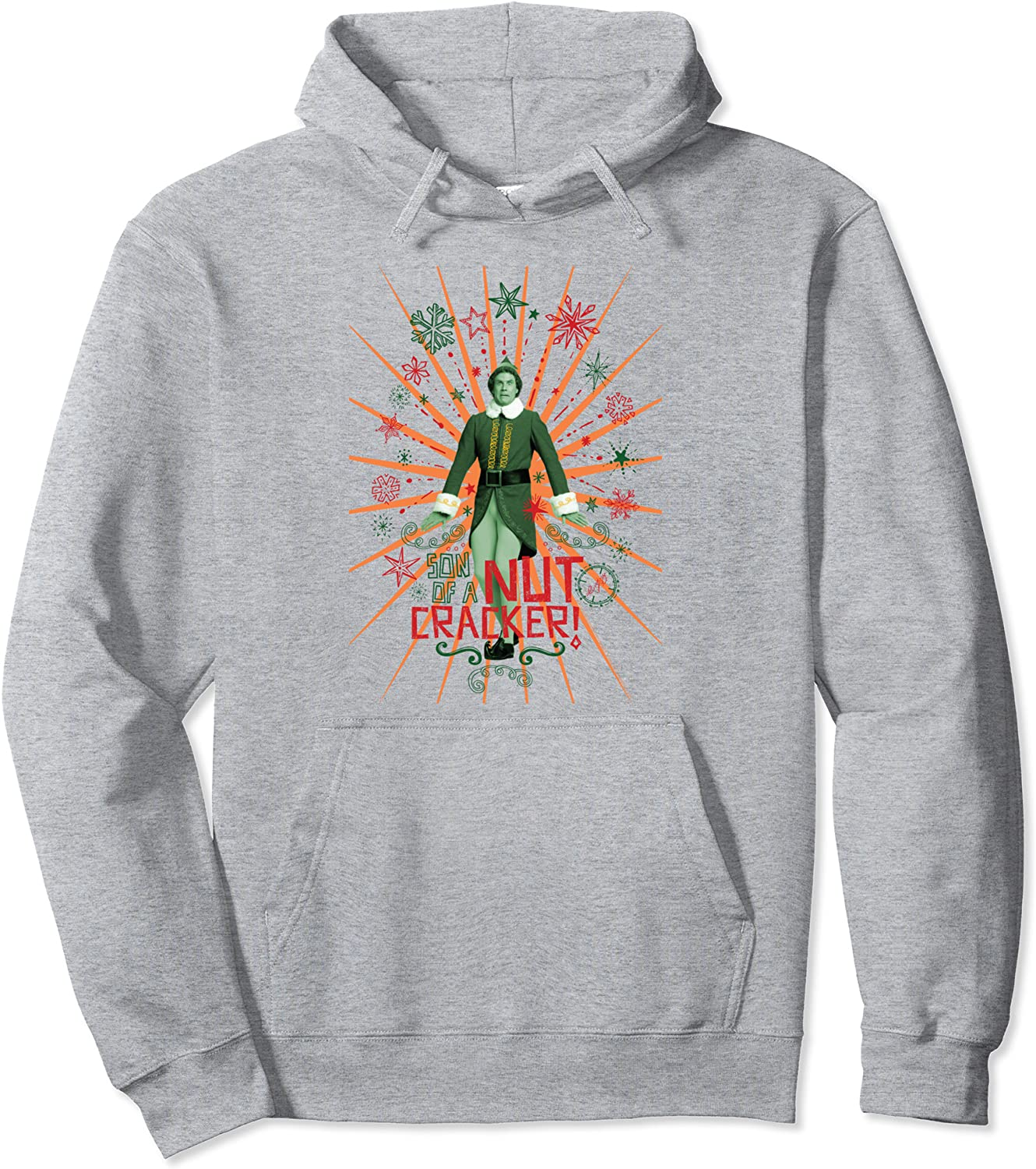 Elf Son of Lowest price Max 71% OFF challenge a Pullover Nutcracker Hoodie