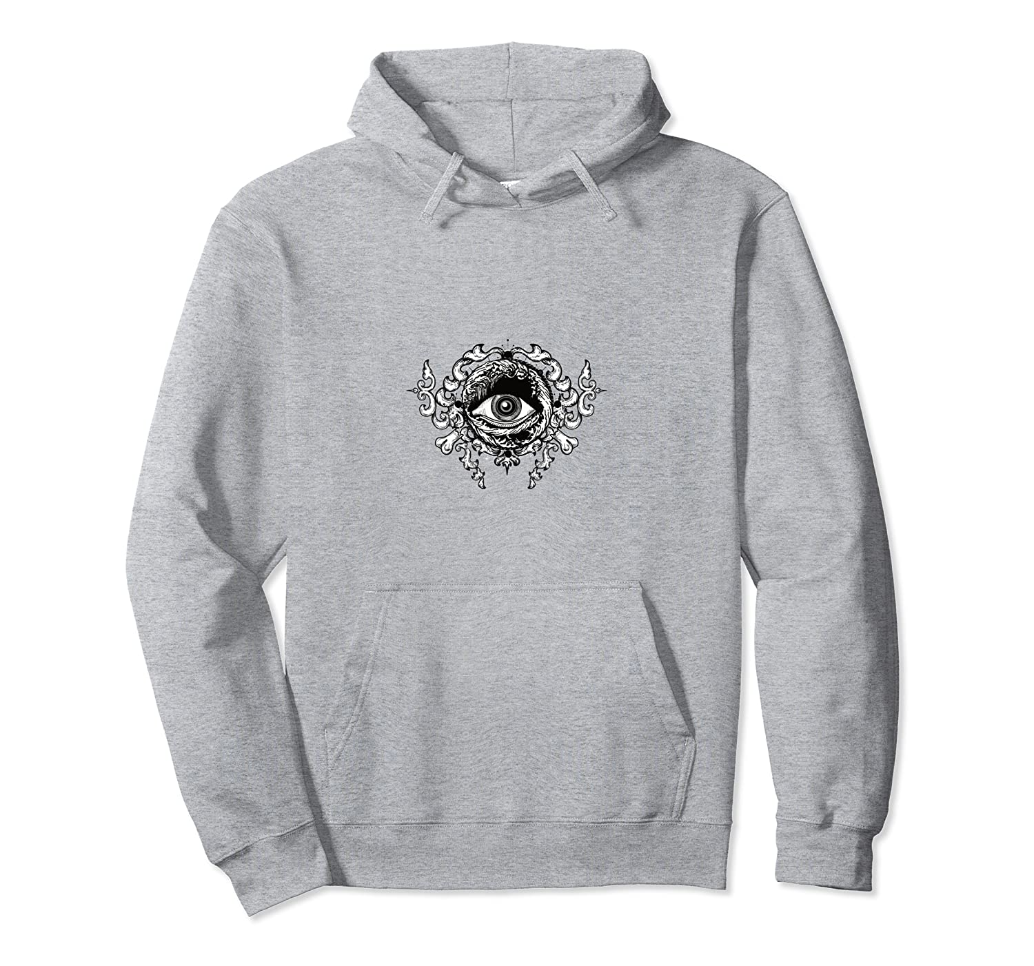Funny Eye Vision Watching Eye Adorable Gift Pullover Hoodie