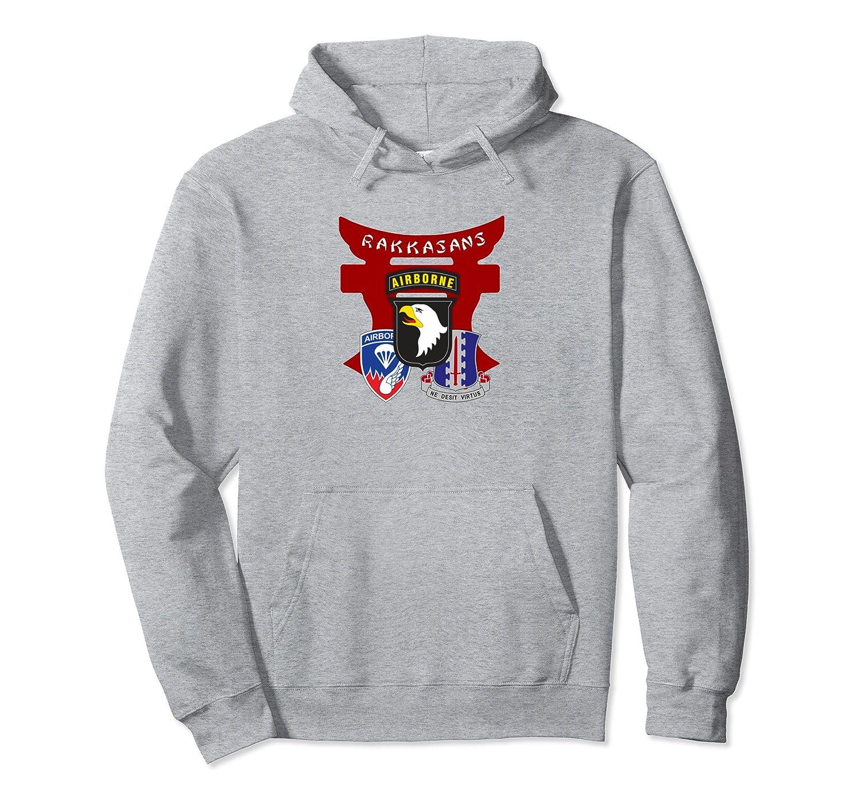 187th Infantry Regiment – Rakkasans Pullover Hoodie