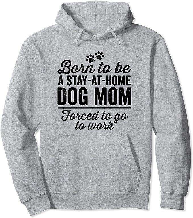 Born to be a Stay at Home Dog Mom Corgi