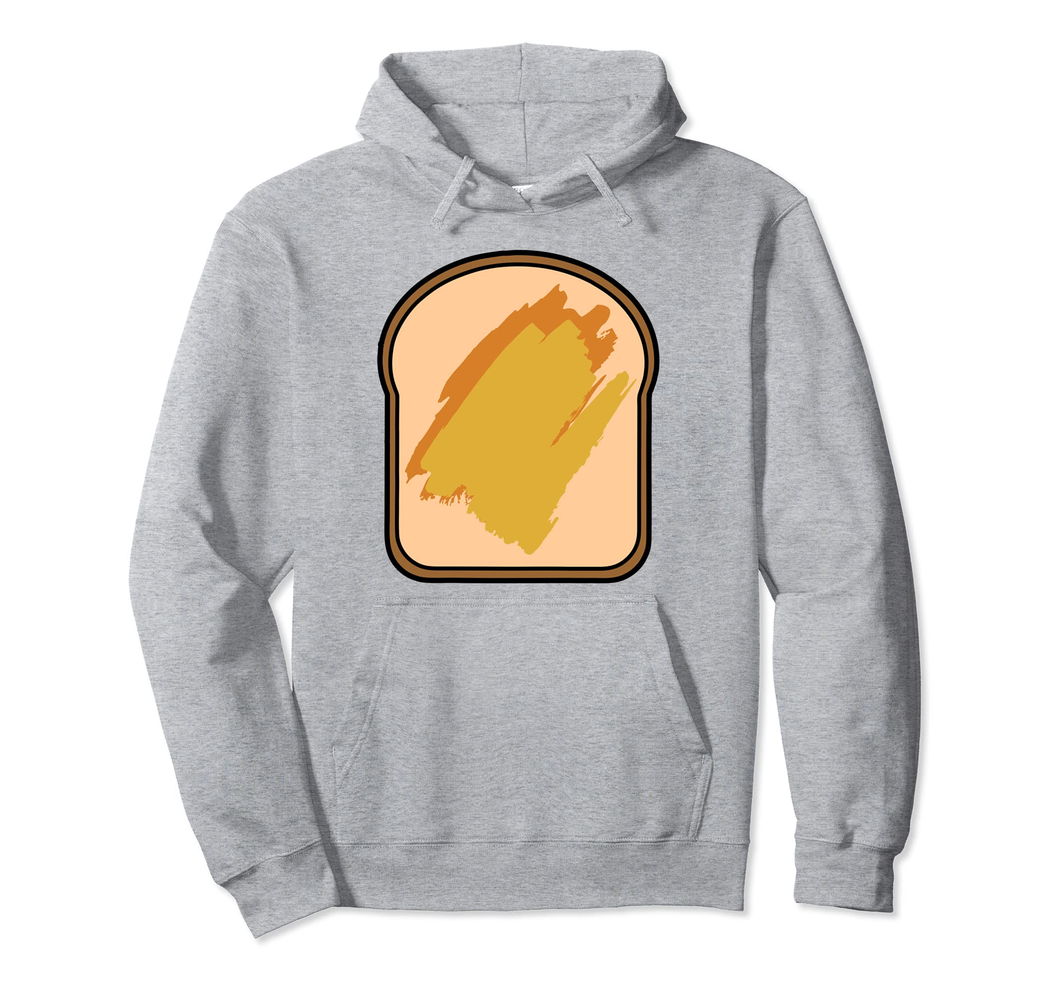 Halloween Hoodie Peanut Butter Clothes for Couples-ANZ