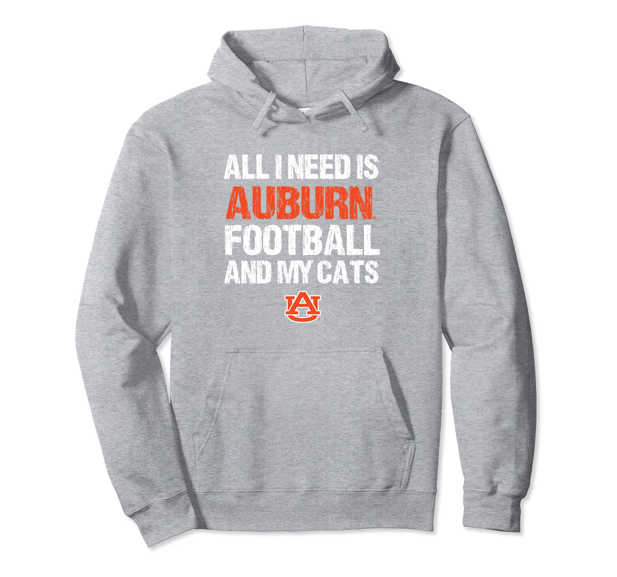 Auburn Tigers All I Need Hoodie - Apparel-SFL