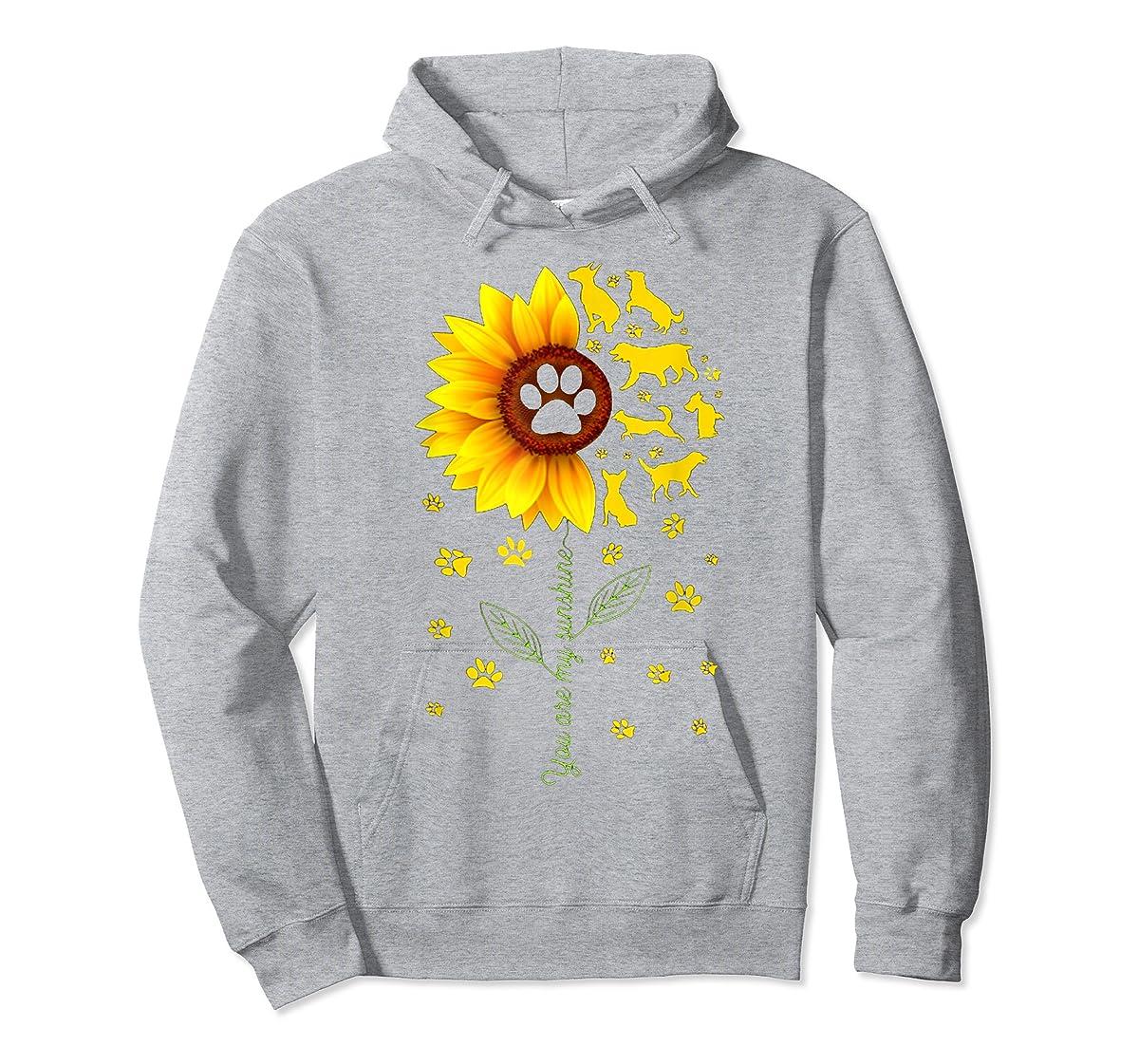 You are my Sunshine t-shirt-Hoodie-Sport Grey