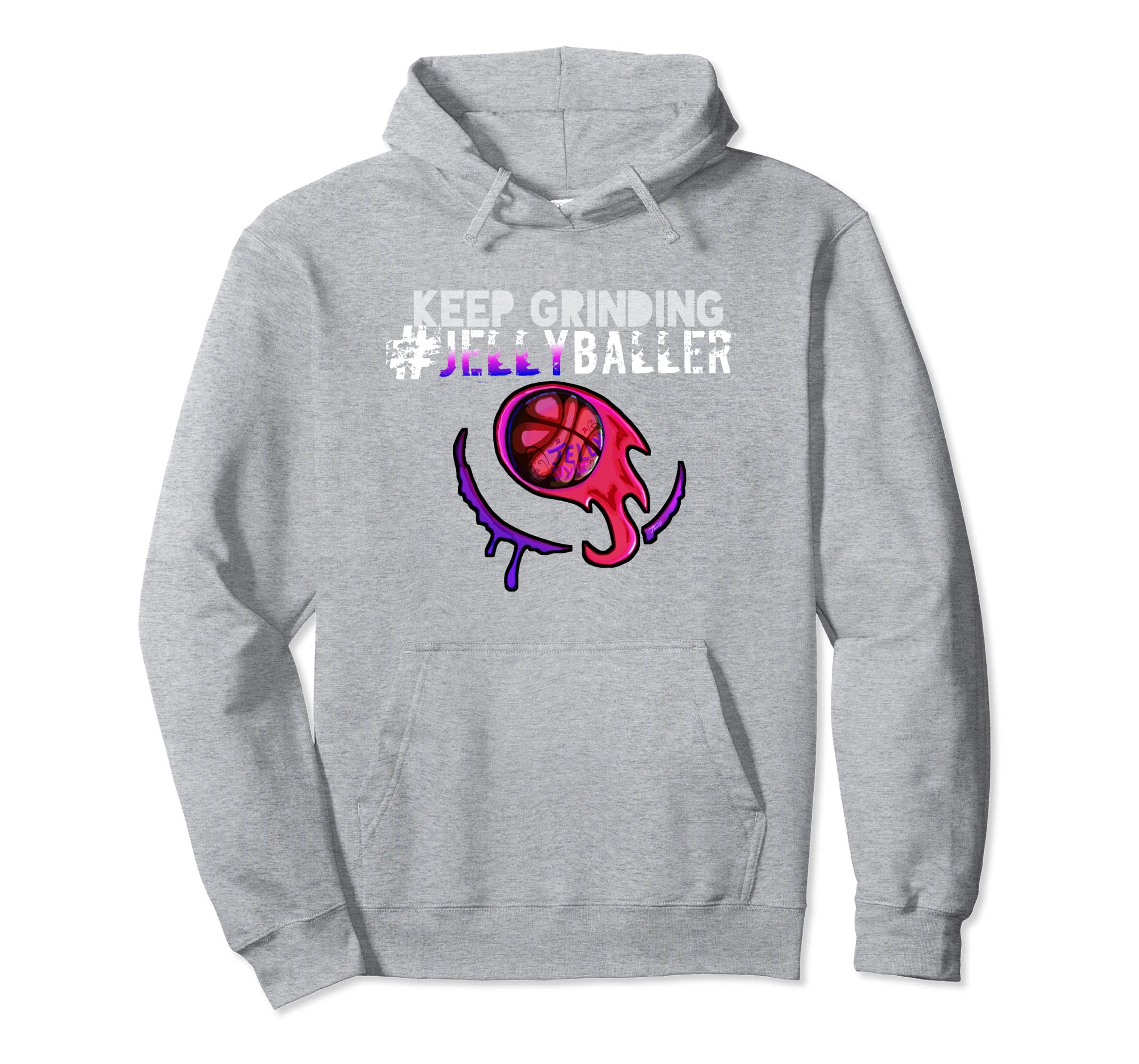 Hashtag Jelly Baller Hoodie-mt