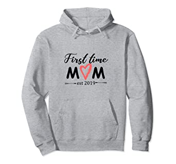 Amazon First Time Mommy Est 2019 Expecting Mom Birthday Gift