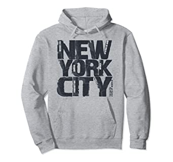 79a274a4c365b Image Unavailable. Image not available for. Color: New York city pullover  hoodie ...