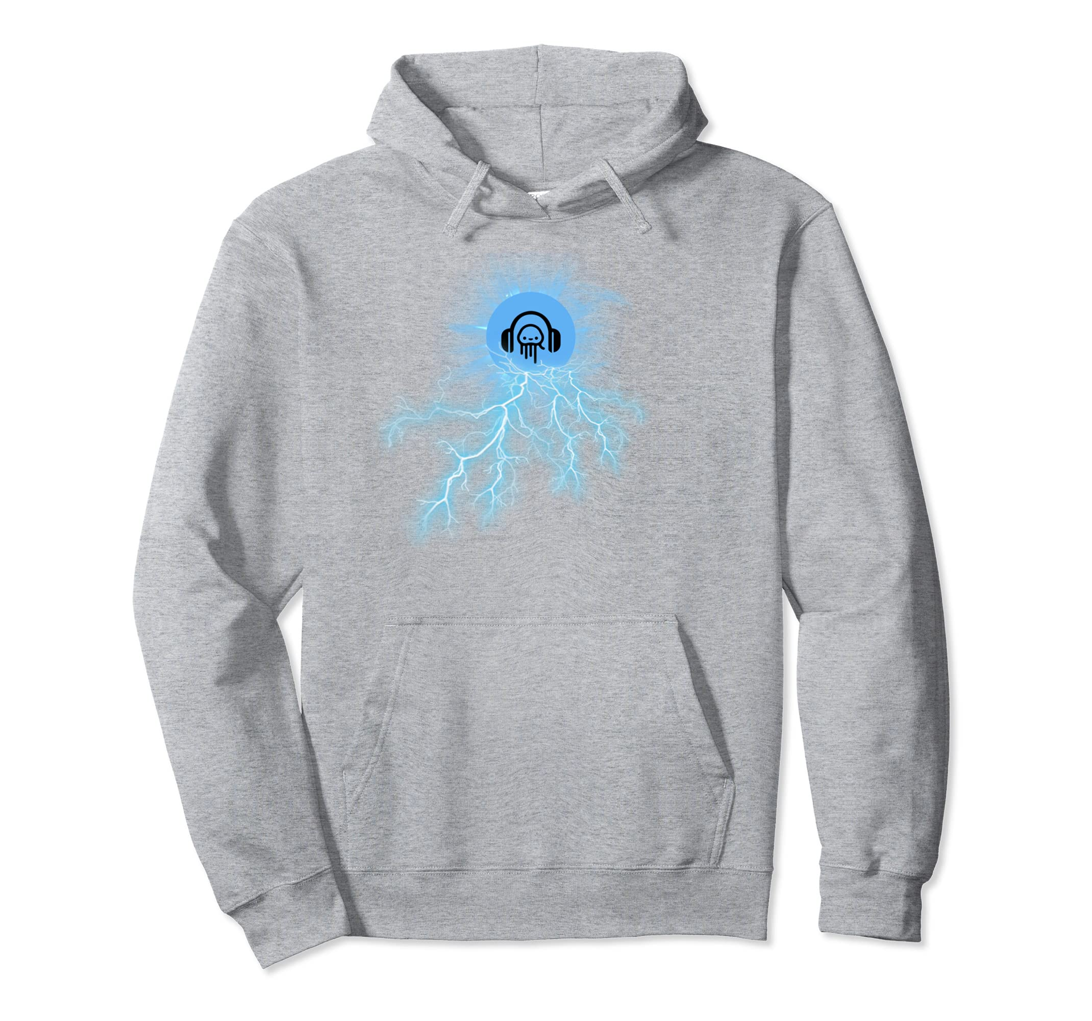 (Official) Jello Jellyfish Music - Ice Lightning Hoodie-ANZ
