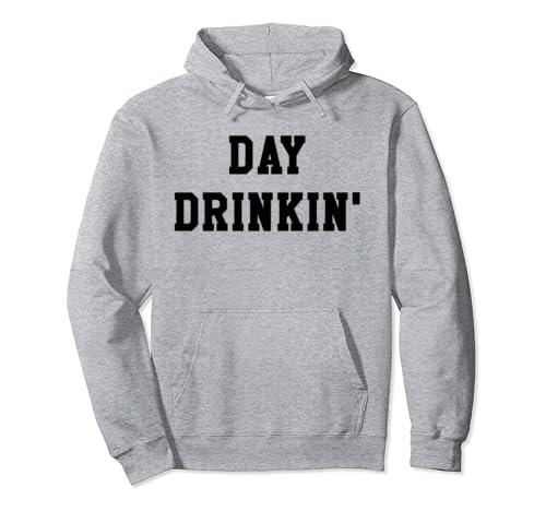 Day Drinkin Shirt,Surprise Im Drunk Support Day Drinking Pullover Hoodie