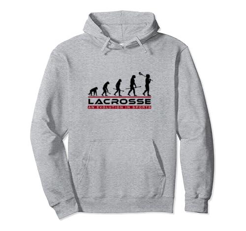 Lacrosse Evolution Pullover Hoodie