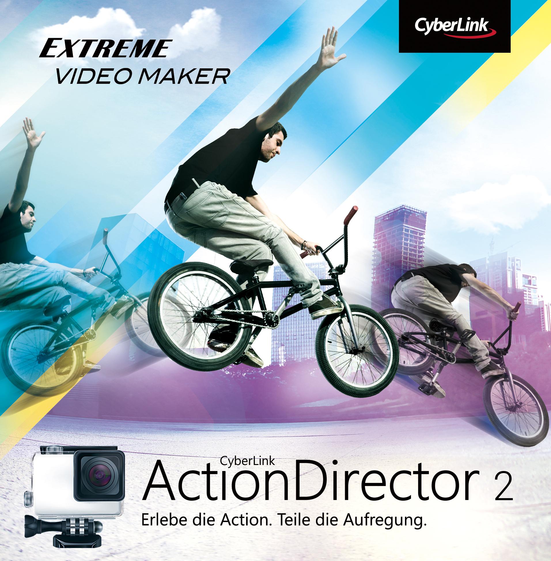CyberLink ActionDirector 2 [Download]