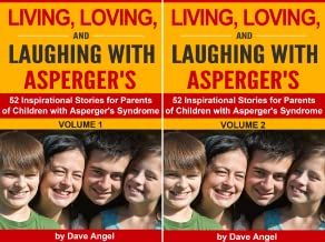 Living, Loving and Laughing with Asperger's Series (2 Book Series)