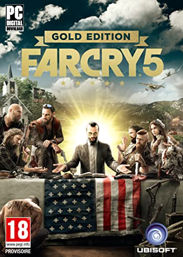 puissant Far Cry 5 – Édition Or [Code Jeu PC – Uplay]