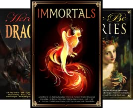 Here Be - Myth, Monsters and Mayhem (10 Book Series)