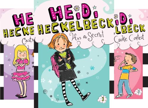 The Heidi Heckelbeck Collection: A Bewitching Four-Book Boxed Set: Heidi Hecklebeck Has a Secret; Heidi Hecklebeck Casts a Spell; Heidi Hecklebeck and the Cookie Contest; Heidi Hecklebeck in Disguise (4 Book Series)