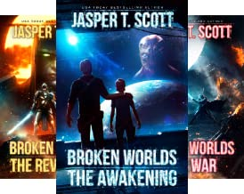 Broken Worlds (3 Book Series)