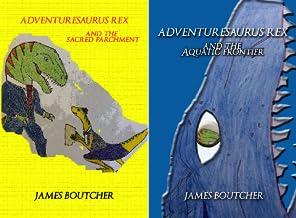 Adventuresaurus Rex (2 Book Series)