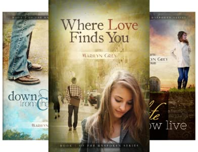 Download Where Love Finds You Unspoken 1 By Marilyn Grey
