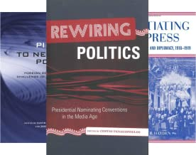 Media and Public Affairs (16 Book Series)