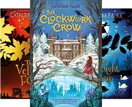 The Clockwork Crow (3 Book Series)