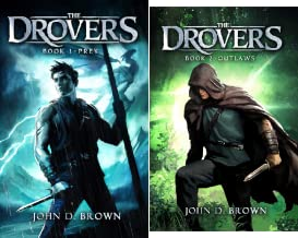 The Drovers (2 Book Series)