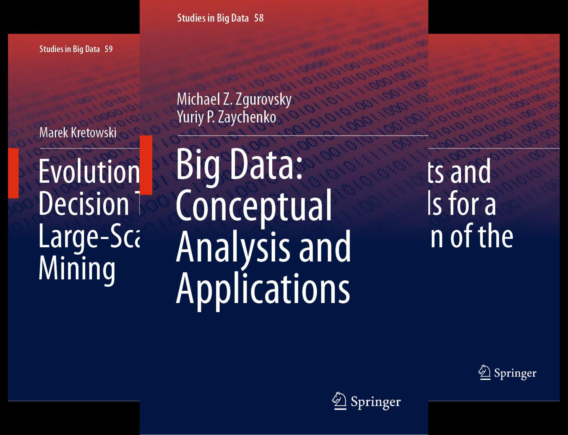 Studies in Big Data (51-79) (29 Book Series)