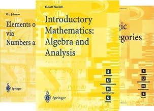 Springer Undergraduate Mathematics Series (50 Book Series)