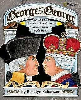 George vs.George: la revolución estadounidense vista desde ambos lados
