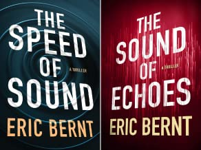Speed of Sound Thrillers (2 Book Series)