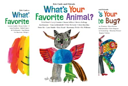 Eric Carle and Friends' What's Your Favorite