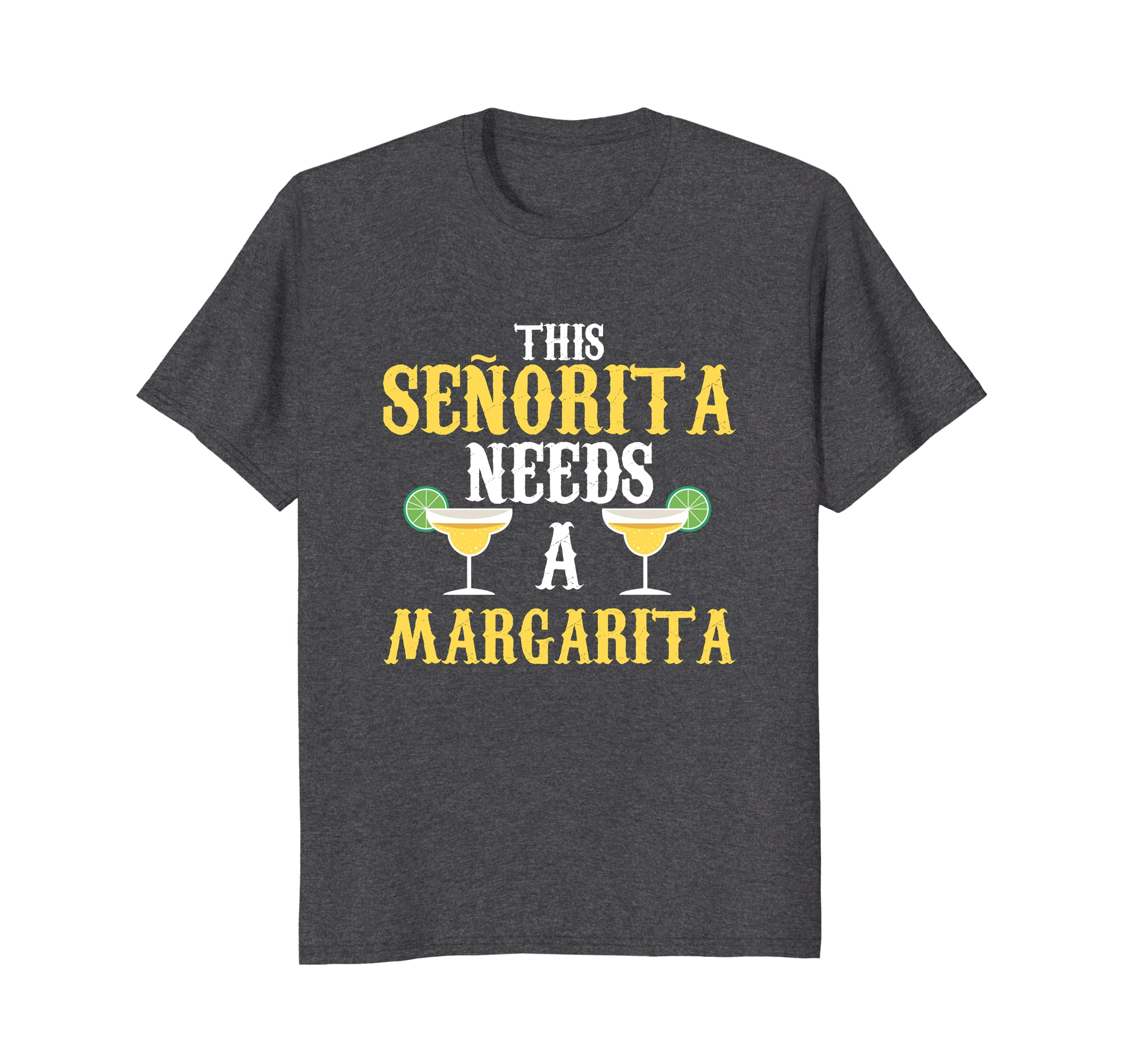 b98b1711 Senorita Margarita – Cinco De Mayo Drinking Party Shirts-Awarplus ...