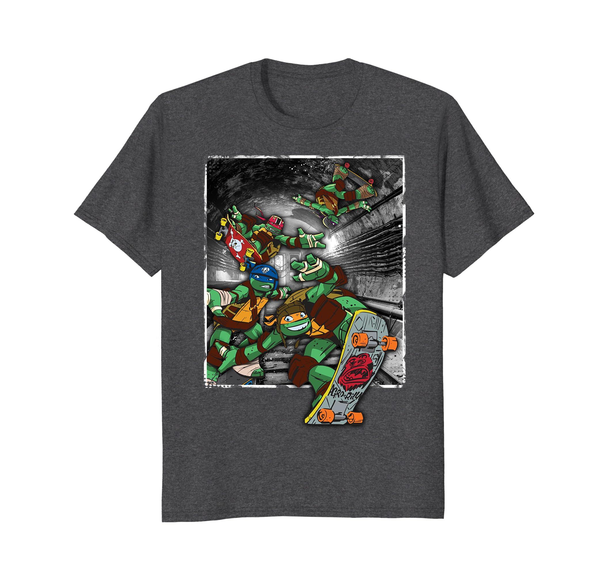 Amazon.com: Teenage Mutant Ninja Turtles Subway Tunnel ...