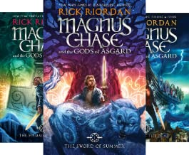 Magnus Chase and the Gods of Asgard (3 Book Series)