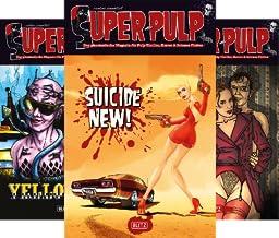 Super Pulp (Reihe in 11 Bänden)