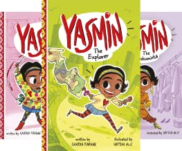 Yasmin (12 Book Series)
