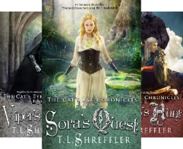 The Cat's Eye Chronicles (5 Book Series)