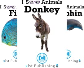 I See Animals (50 Book Series)