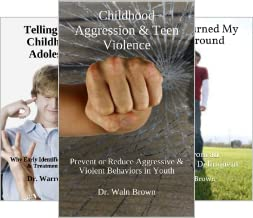 Behavior Problems in Childhood & Adolescence (6 Book Series)
