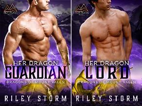 Dragons of Mount Valen (2 Book Series)