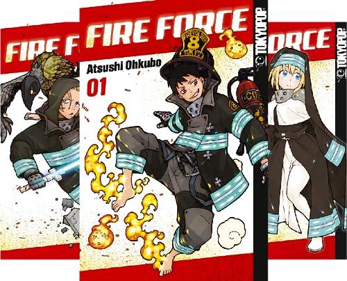 Fire Force (Reihe in 19 Bänden)