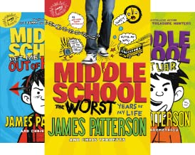 Middle School (12 Book Series)