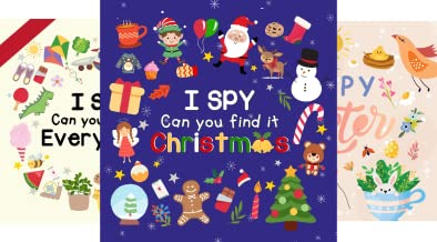 Can You Find (4 Book Series)