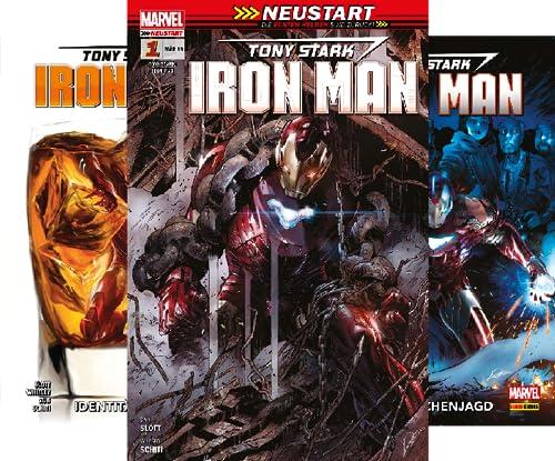 Tony Stark: Iron Man (Reihe in 5 Bänden)