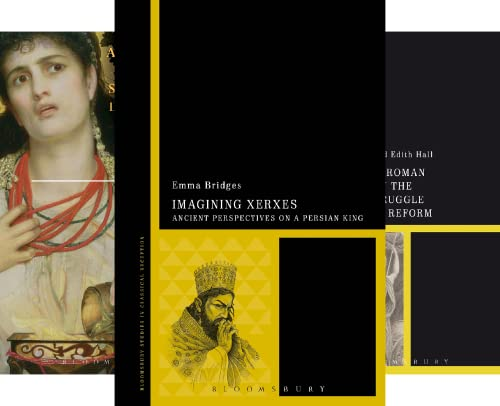 Bloomsbury Studies in Classical Reception (25 Book Series)