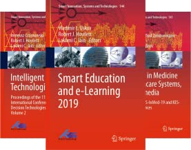 Smart Innovation, Systems and Technologies (101-150) (50 Book Series)