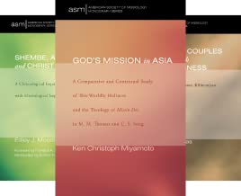 American Society of Missiology Monograph (43 Book Series)