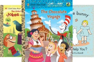 Little Golden Book (51-100) (50 Book Series)