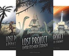 Lost Project (Reihe in 3 Bänden)