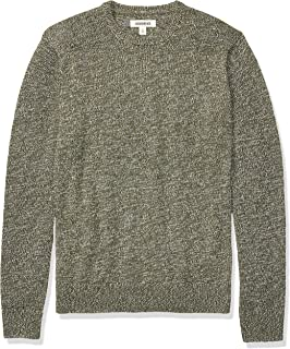 Men's Supersoft Marled Crewneck Sweater
